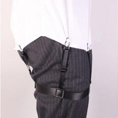 갓샵 남자가터벨트 와이셔츠고정 남성용 상의 셔츠빠짐방지
