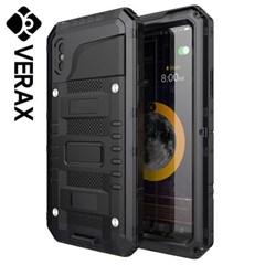 아이폰XS맥스 올 스틸 메탈  방수 케이스 (P026)