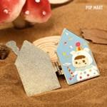 [팝마트코리아 정품 판매처] 푸키-신년 뱃지세트