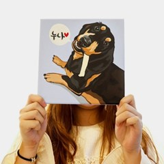 [텐텐클래스] (성북) 팝아트 초상화 클래스