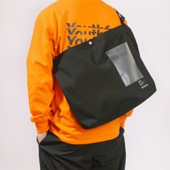 PACK SHOULDER-BLACK