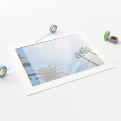 11x14 사진액자  PET 5매 - 액자유리 대용 투명 보호 필름 0.5T