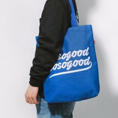 SSGSSG ECO BAG-BLUE