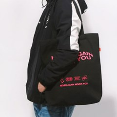 NANY ECO BAG-BLACK