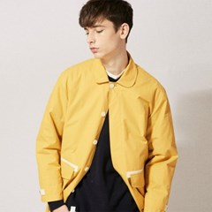OL136_UBDTY Mac Coat_Yellow