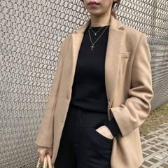 [925실버] 골드 물방울 목걸이 gold water drop necklace