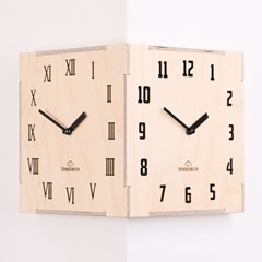 코너 양면시계 R&A 빅사이즈