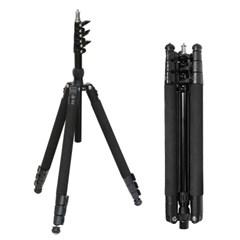 본젠 VT-3470LX 트래블러 카메라 조명 라이트 스탠드 삼각대 265cm