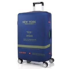 [Travel Mate] 뉴욕시티 트랜싯 캐리어커버 - 네이비