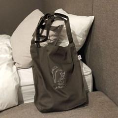 Strap shoulder bag