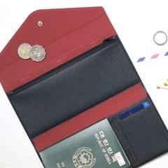 [페니체] 여권지갑L