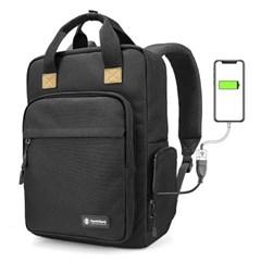 A60-Casual Series 맥북 노트북 백팩 블랙 탐탁코리아 정품