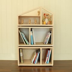 Blokk House Bookcase