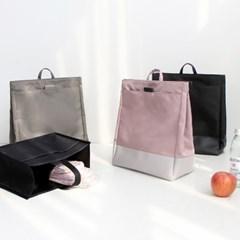 코니테일 리베르 숄더백팩 - 핑크 (기저귀가방 이너백)