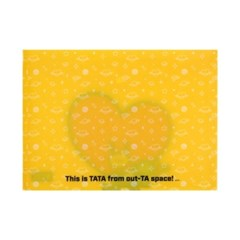 [BT21] PP 파일 포켓 / 타타(TATA)_(778935)