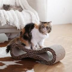토모 고양이 장난감 웨이브 소파 스크래쳐