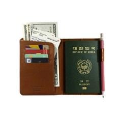 chandelier _Passport wallet (2color)