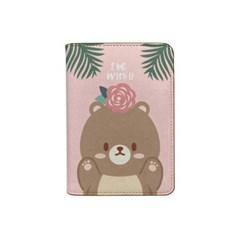 베어 트로피컬 / Passport wallet (4color)