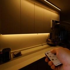 DIY 리모컨 LED간접조명 5분설치 히든 [M2]