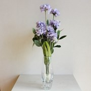 빈티지 카네이션 인테리어 조화꽃장식(3color)