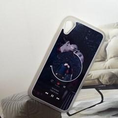 [뮤직 플레이어 ver.2]나만의 뮤직앱 ♥ 메탈 TPU 케이스