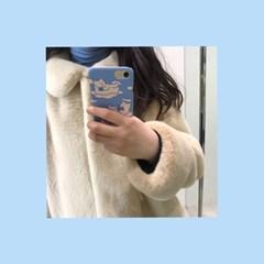[뮤즈무드] cloud bear 아이폰케이스