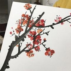 [텐텐클래스] (혜화/일산) 은은한 먹색의 아름다움(먹그림_15회)