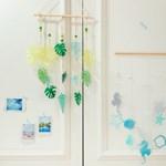 [리빙프로젝트] 행잉데코 _ 나뭇잎