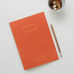 Classmate note_Orange