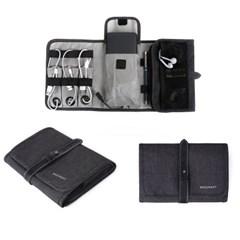 백스마트 LAX 전자 액세서리 수납가방 파우치