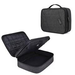 백스마트 GLENDALE 전자 액세서리 수납가방 파우치