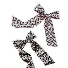 Q체인 쁘띠 트윌리 스카프 (3 colors)