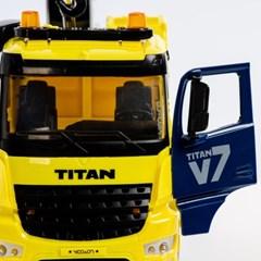 타이탄V7 크레인트럭/장난감/중장비장난감/자동차