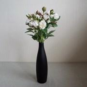 미니 자나장미 조화꽃 인테리어장식(2color)