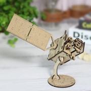 [ 모또 나무 입체퍼즐] 정지궤도복합위성 천리안 2호 만들기