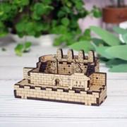 [ 모또 나무 입체퍼즐] 수원화성 봉수대 봉돈 만들기