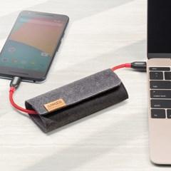 앤커 ANKER 파워라인+ USB C to C 케이블 0.9m (A8187)