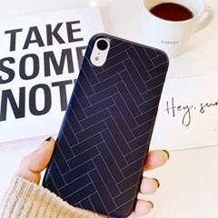 헤링본 핸드폰케이스 / 아이폰 갤럭시 6s+ 7 8 XS XR S8 S9 플러스