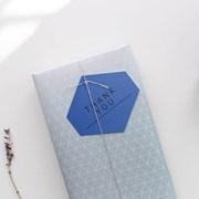 블루 땡큐택(10개)