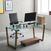 중역 책상 사무용 다이아 1200 책상 철제 국산 컴퓨터_(2186819)