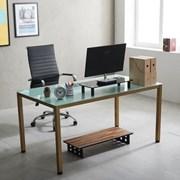 컴퓨터 몬드 1200 책상 철제 노트북 국내산 테이블책상_(2186816)