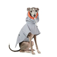 OUTDOOR RAIN COAT [GRAY]