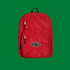 [위글위글] Funky Backpack 백팩-Red
