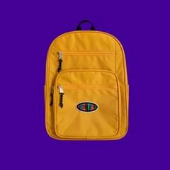 [위글위글] Funky Backpack 백팩-Mustard