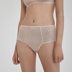 비브비브 high waist - Beige (만세팬티)