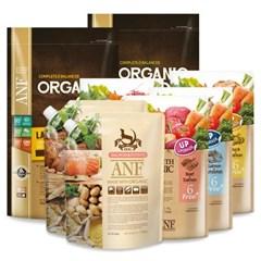 ANF 유기농 연어&감자 6kg/강아지사료