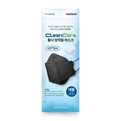 크린케어 KF94 황사 초미세먼지 마스크(100매)