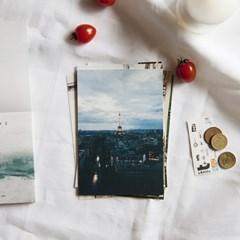여행 엽서세트