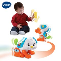 vtech 춤추는강아지 /감각발달완구/멜로디/아기전화기_(301667169)