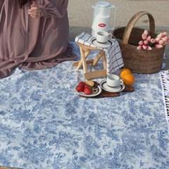 피크닉매트+에코백set - Monet Garden